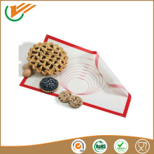 High quality Competitive Nonstick Silicone Bakeware Baking Sheet Mat