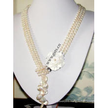 Gets.com 2015 freshwater pearl thin necklace chain bulk