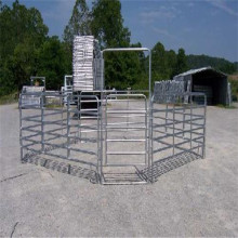 Good Quality Galvanized heavy duty metal horse fence