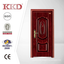 2015 New Arrival 50mm Commercial Steel Door KKD-343 for Security Project