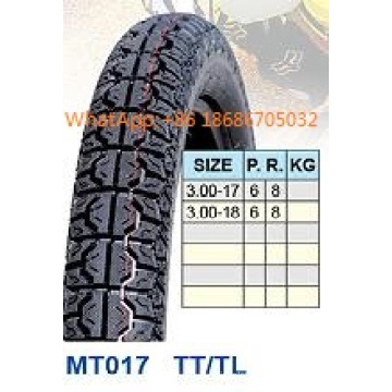 Kenya Motorcycle Tube and Tyres (3.00-17) (3.00-18)