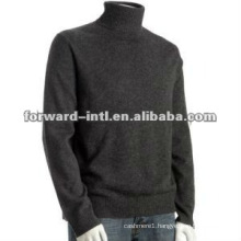 men cashmere pullover turtle neck