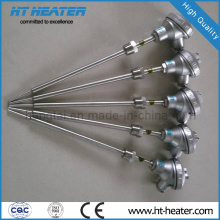 Fast Response K Type Thermocouple with Screw
