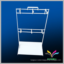 counter wire gift card display rack for showing