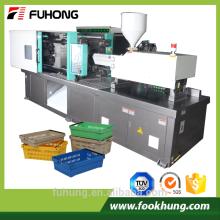 Certificação TUV Automática completa 380ton caixa de ferramentas máquina de moldagem por injeção servo motor