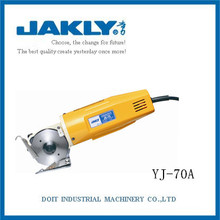 YJ-70A 2015 NEWEST Mini Round Knife Cutting Machine