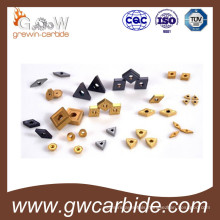 Coated Tungsten Carbide Turning Insert