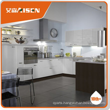Popular for the market pvc kitchen cabinet with amazing classic touch