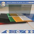 vehicle rain shield translucent smoke grey acrylic sheet