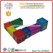 Magnetic Construction Toy City - Great Wall