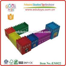 Магнитный строительный игрушечный город - Великая стена