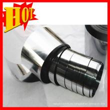 Hoja de titanio ASTM B265 Gr12 con el mejor precio