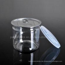 Pet Easy-Open Lebensmittel-Glas für Lebensmittelverpackung (PPC-CSRN-044)