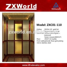Passenger Elevator - Hotel Series ZXC01-110 Luxurious Design