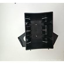 YGC-017 OEM gfci tomada receptáculo caixa de terminais de cabo de plástico eletrônico