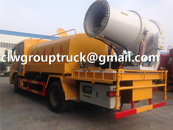 Mutifunctional Anti-dust Truck Other Side