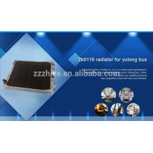 chinese manufacture radiator in cooling system / bus parts