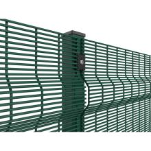 Clôture de sécurité galvanisée 358
