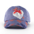 Fashion Jeans Children Kids Baby Hats