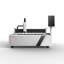 Best price  stainless steel aluminum copper iron metal laser cutting machine on promotion