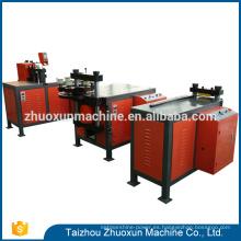 Buena máquina de barra de cobre portátil manual de cobre de cobre / de aluminio