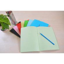 Цветной бумажный блокнот