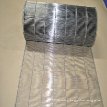 Stainless steel portable small wire mesh conveyor belt