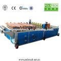 Pp Pe Pvc feuille/Conseil/toiture tôle ondulée faisant la Machine/produit de Machine extrusion Pvc toiture