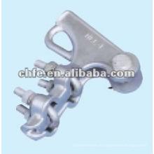 СДЛ алюминиевого сплава штамм зажим (болт тип)