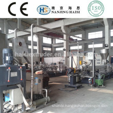 TPR sole material granule making machine