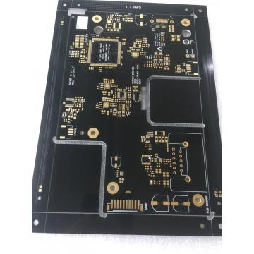 6 layer High TG 1.6mm 1OZ impedence control ENIG board