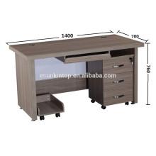 Фошань мебель оптовый простой современный дизайн деревянный стол компьютера с дешевой ценой