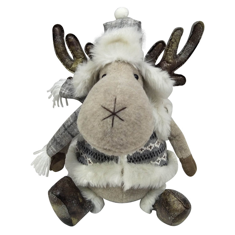 Christmas Reindeer Stuffed Toys