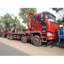 FAW 8x4 Flatbed truck dimensions flatbed trucks