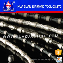 Diamant-Drahtsäge-Seil für Beton- und Stahlbetonschneiden
