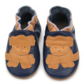 Lovely High Quality Funny Wholesale Baby Shoes Leather