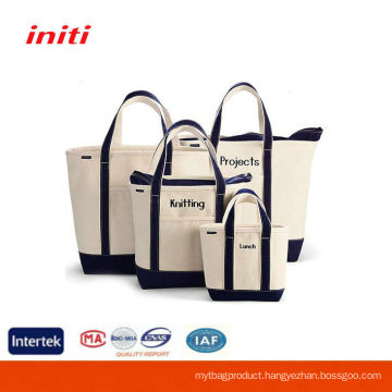 INITI Fashion Custom Standard Size Canvas Bags Wholesale