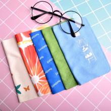 Spectacles Microfiber Wipe Cloths for Promotional