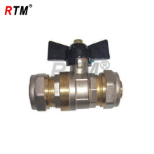Brass Ball Valves with T Handle