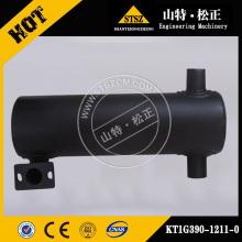 PC56-7 MUFFLER KT1G390-1211-0