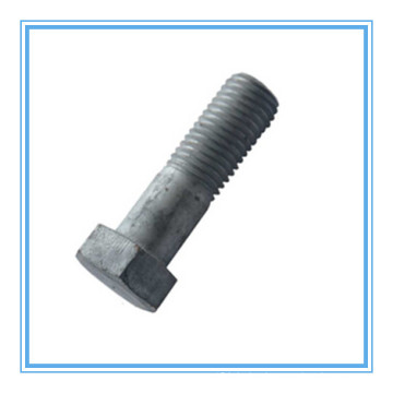 DIN960 Hex Head Bolt with Fine Pitch Thread