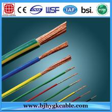 1,5mm verseiltes isoliertes Niederspannungs-elektrisches Kabel