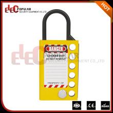 Dispositif de verrouillage de verrouillage de sécurité à verrou de hasp en aluminium