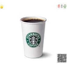 Taza de papel / papel y tazas de café plásticas (MX-195)