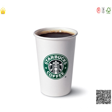 Paper Cup/Paper and Plastic Coffee Cups (MX-195)