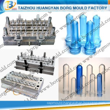 72 cavities plastic preform Mould