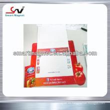 Venta caliente Cualquier imán personalizado suave del refrigerador del PVC de las formas