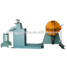 prensa mecánica y alimentador