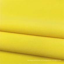 Tejido elástico de 4 vías liso 96% Poliéster 4% Spandex