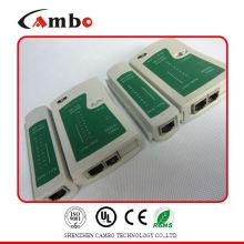 Сделано в Китае. Тестер кабеля для кабеля LAN. H52 RJ45 RJ11 Кат-5 Кат-6 Кабельный сетевой LAN-тестер